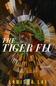 The Tiger Flu by Larissa Lai US Cover