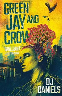 Green Jay and Crow cover