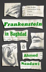 Frankenstein in Baghdad cover