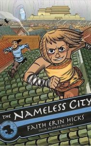 Cover-Nameless City