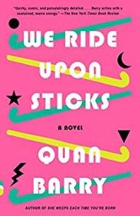 We Ride Upon Sticks cover