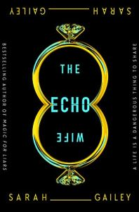 The Echo Wife cover