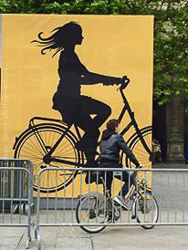 Paris à vélo
