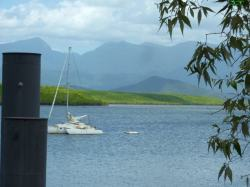 View at Port Douglas