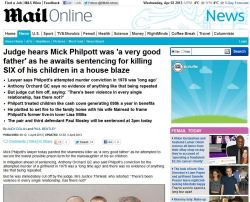 DM Redirected Welfare Headline - Deeply Disturbing