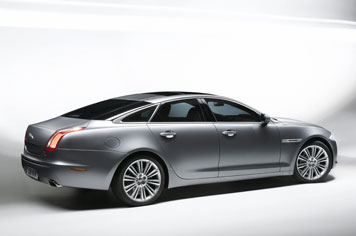 New Jaguar XJ
