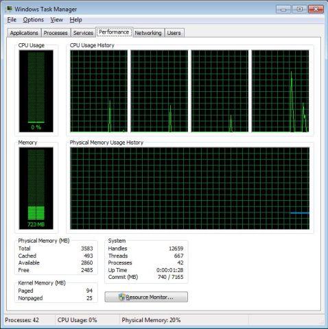 Win32 Processes