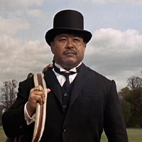 Oddjob, Enemy Action