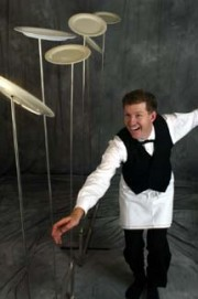 Spinning, with Bendy Sticks