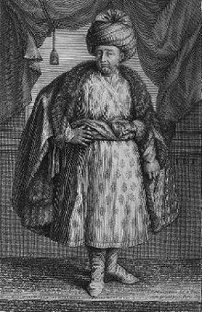 Jean-Baptiste Tavernier (1605 – 1689)