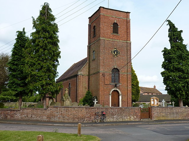 Η εκκλησία του St. Lawrence, στο Preston upon the Weald Moors, στην Αγγλία