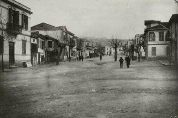 Η τοποθεσία του αρχαίου Ιπποδρομίου, 1904