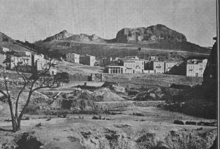 Αθήνα, Εξάρχεια (1862)