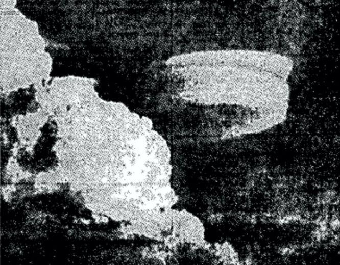 Μυστηριώδη αντικείμενα σε ύψος 75.000 μέτρων…