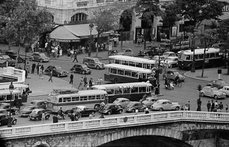 Παρίσι, 1956