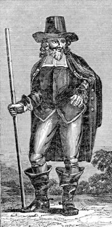Μάθιου Χόπκινς (1620 - 1647)