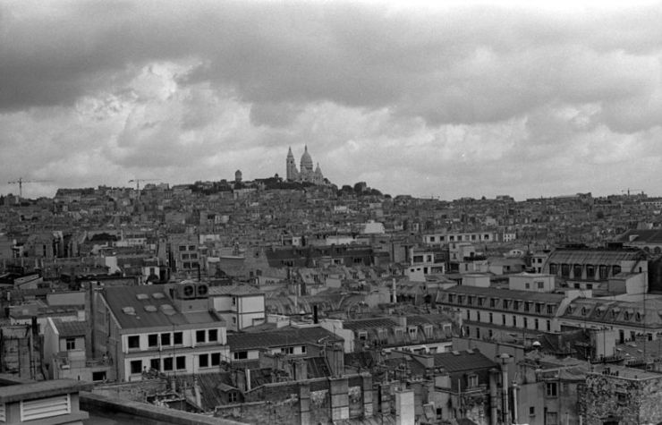 Παρίσι, 1977