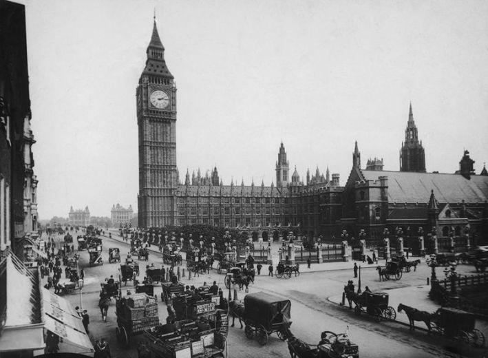 Τα διάσημα φαντάσματα του Βρετανικού Κοινοβουλίου…