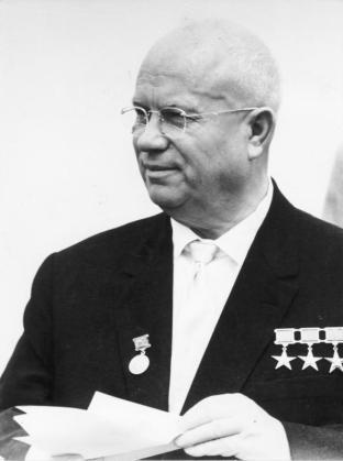 Νικίτα Χρουστσόφ (15/04/1894 - 11/09/1971)