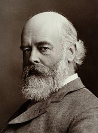 Oliver Lodge (12/06/1851 - 22/08/1940)
