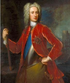 John Campbell, 2o Δούκας του Αργκάιλ (10/10/1680 - 04/10/1743)