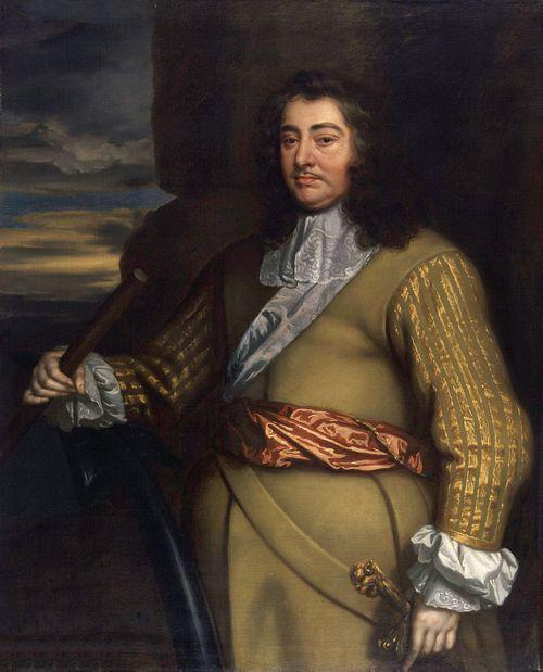 George Monck, 1ο Δούκας του Albemarle (06/12/1608 - 03/01/1670)