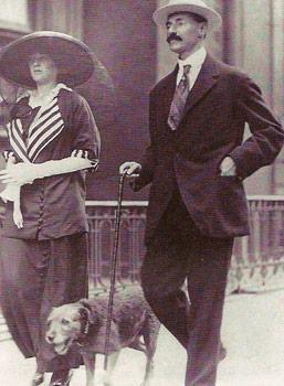 John και Madeleine Astor