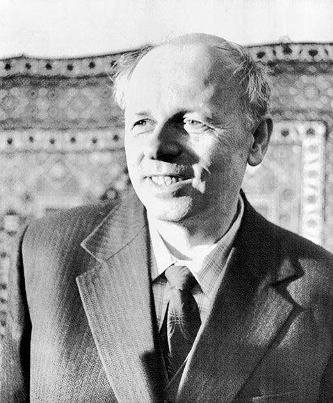 Andrei Sakharov (21/05/1921 - 14/12/1989)