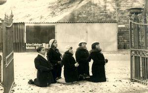 Οι εμφανίσεις της Παναγίας στην πόλη Beauraing του Βελγίου, το 1932...