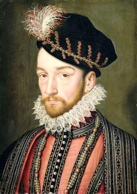 Charles IX (27/06/1550 - 30/05/1574)