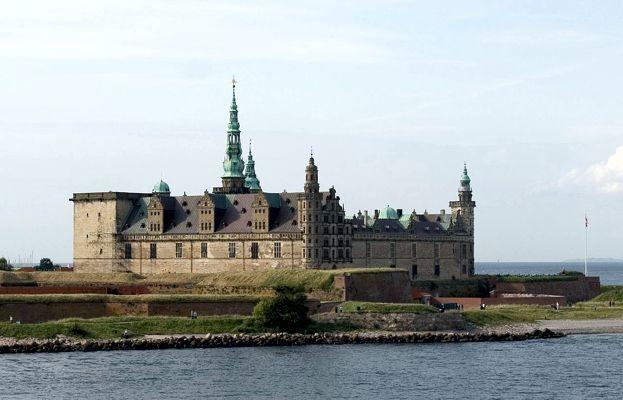 Το κάστρο του Elsinore στη Δανία