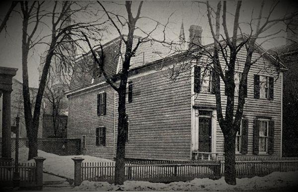 Το σπίτι του ζεύγους Post, στο Rochester