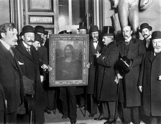 """Η επιστροφή της """"Μόνα Λίζα"""" στο Μουσείο του Λούβρου"""