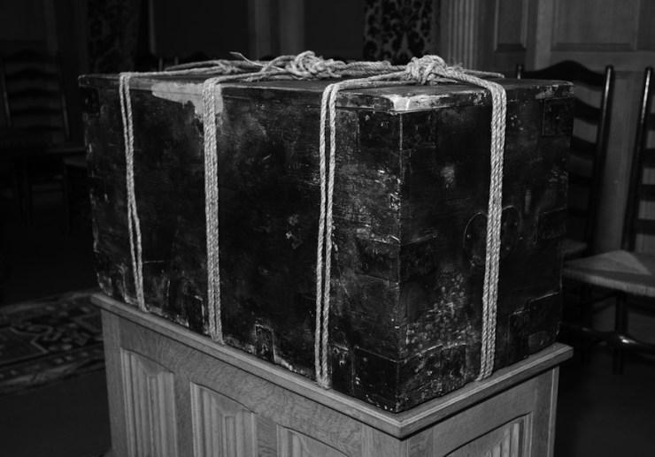 Το περίφημο κιβώτιο της Joanna Southcott