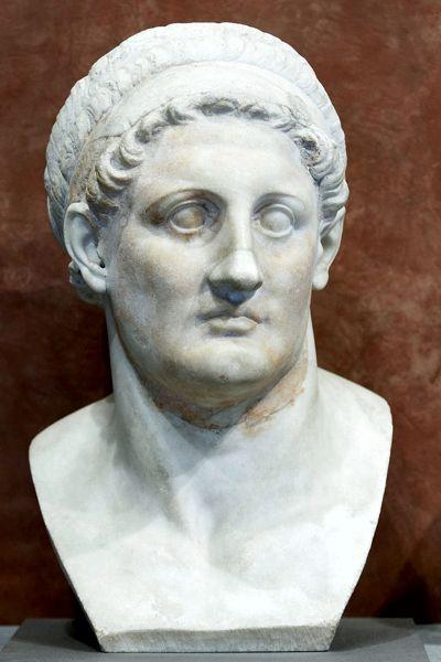 Ο Πτολεμαίος Α΄ ο Λάγου, ή Πτολεμαίος ο Λαγίδης (367 π.Χ. - 282 π.Χ.)