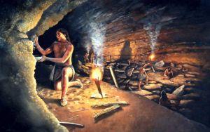 Το λίθινο εργαλείο ηλικίας 250.000 ετών, που βρέθηκε στη Λάρισα...
