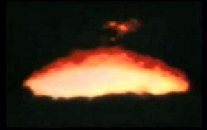 Κινηματογράφιση τεράστιου Α.Τ.Ι.Α. κατά τη διάρκεια ηλιακής έκλειψης...