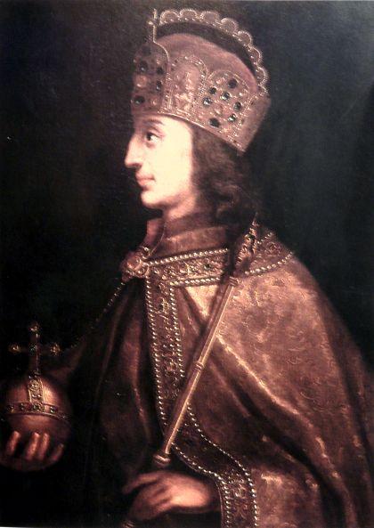 Αυτοκράτορας Λουδοβίκος Δ' ο Βαυαρός (01/04/1282 - 11/10/1347)