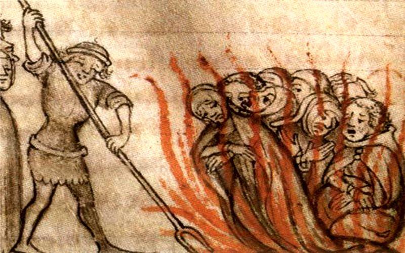 Οι Μαύρες Λειτουργίες του Μεσαίωνα…