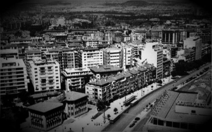 Α.Τ.Ι.Α. πάνω από την Τουρκία, το 1950...