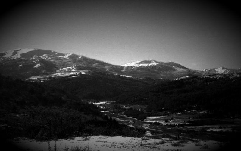 A.T.I.A. πάνω από χωριό των Γρεβενών, το 1979...