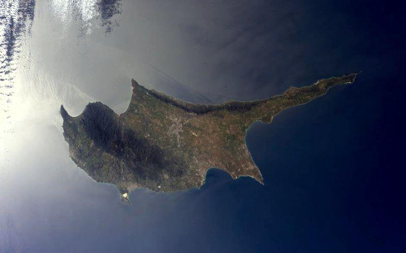 """Ιπτάμενα """"βαρέλια"""" πάνω από την Κύπρο, το 1957..."""