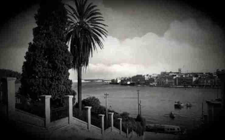 """Ιπτάμενο """"πούρο"""" πάνω από το Μπρίντιζι της Ιταλίας, το 1959..."""