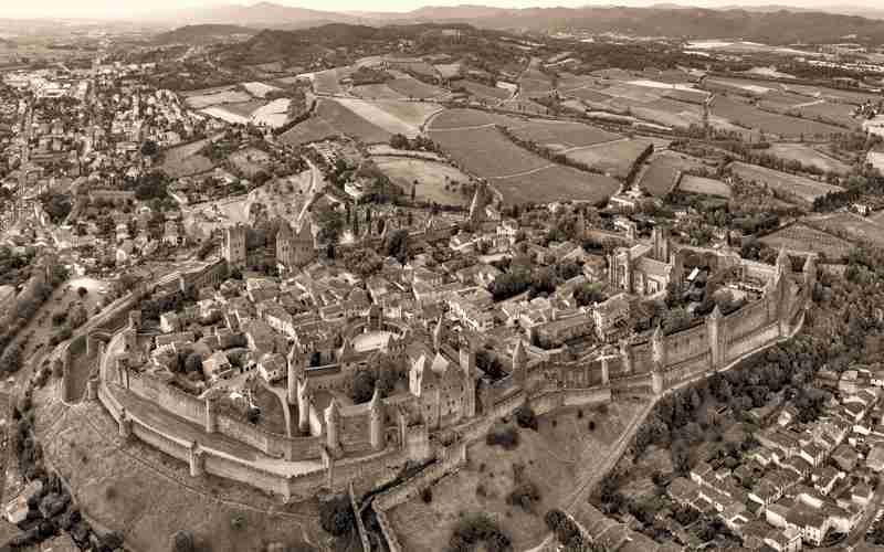 Το περιστατικό της Carcassonne, το 1974...