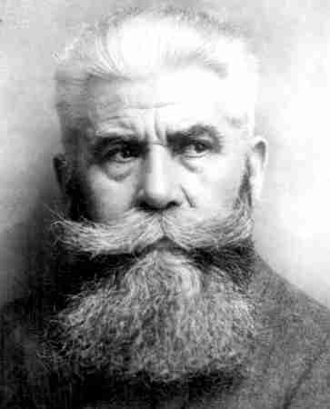 Hanns Horbiger (29/11/1860 - 11/10/1931)