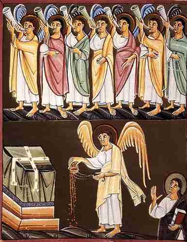 Οι Επτά Σάλπιγγες της Αποκάλυψης
