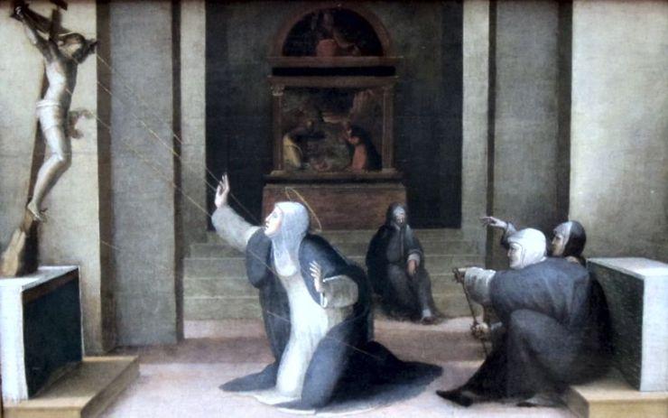 Το φαινόμενο των Στιγμάτων, κατά τον Άγγελο Τανάγρα...