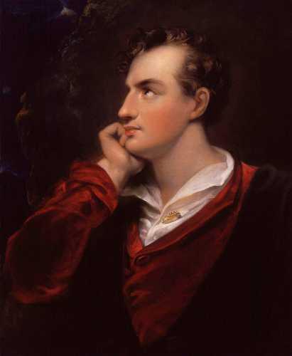 Λόρδος Βύρων (22/01/1788 - 19/04/1824)