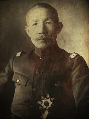 Sadao Araki (26/05/1877 - 02/11/1966)