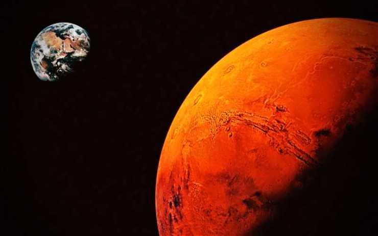 Ενδείξεις ζωής στον πλανήτη Άρη, το 1939...